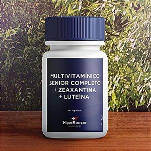 Multivitamínico Senior Completo + zeaxantina + luteína - 60 caps