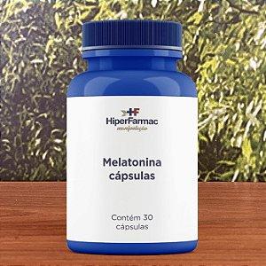 Melatonina cápsulas