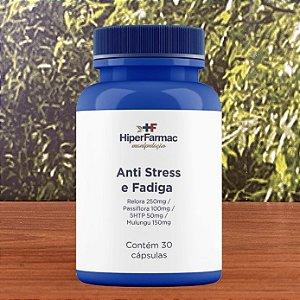 Anti Stress e Fadiga - 30 Caps