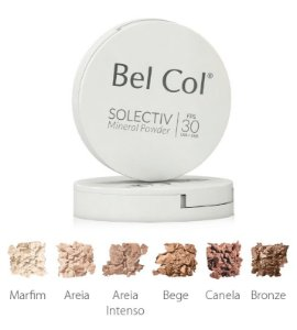 Solectiv Mineral Powder Bege - pó compacto - 12 g