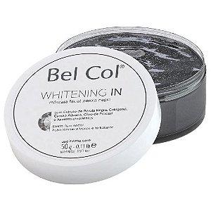 Whitening IN - máscara de pérola negra - 50 g