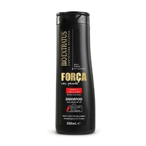 Shampoo Bio Extratus Força com Pimenta 350ml