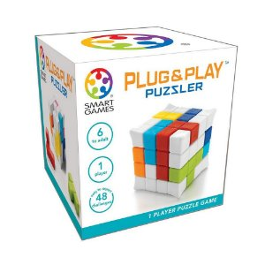 Plug & Play Puzzler Smart Games