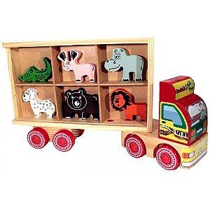 Caminhão Zootrans Carimbrás