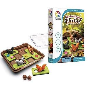 Squirrels Go Nuts Jogo dos Esquilos Smart Games