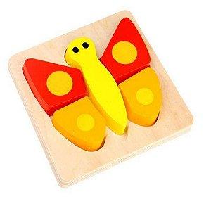 Miniencaixe Tooky Toy Borboleta