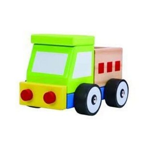 Caminhãozinho Tooky Toy Desmontável