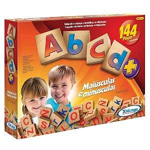 Jogo ABCD Xalingo 144 Peças