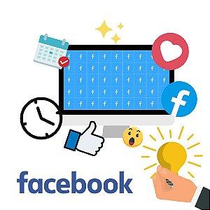 Gerenciamento Postagens para Facebook
