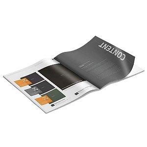 Revistas Couché 90g - 4x4