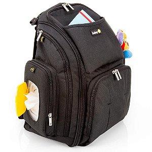 Mochila Maternidade Back Pack Safety 1st | Cor: Preto