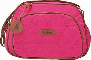 Bolsa Maternidade Conforto Pequena | Cor: Pink