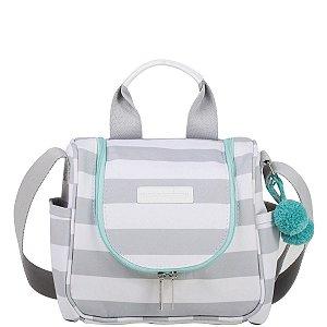 Frasqueira Maternidade Térmica Masterbag Emy Candy Colors | Cor: Ice Menta