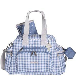 Bolsa Maternidade Everyday Sorvetinho Masterbag | Cor: Azul