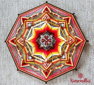 Mandala 65 cm