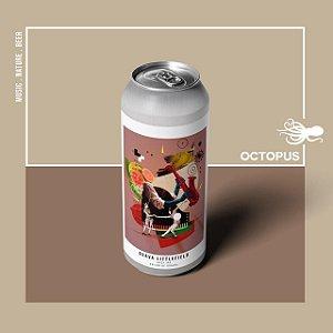 Cerveja artesanal Nelson Hash Pipe – Octopus 473 ml