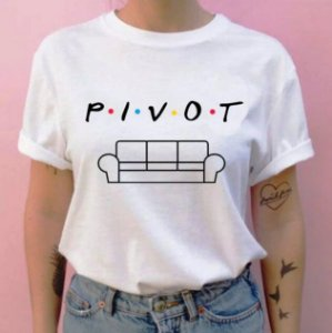 Camiseta Friends Pivot