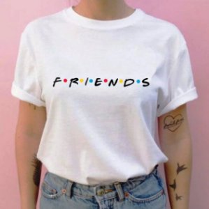 Camiseta Friends Principal