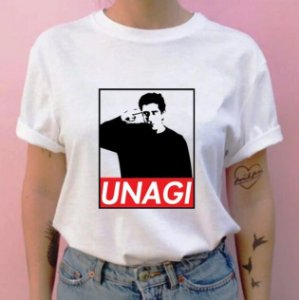 Camiseta Friends Unagi