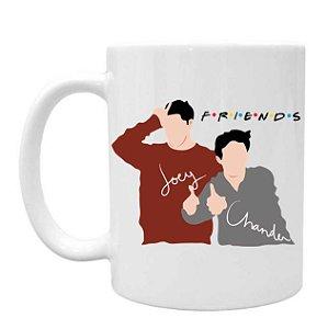 Caneca Friends Joey e Chandler