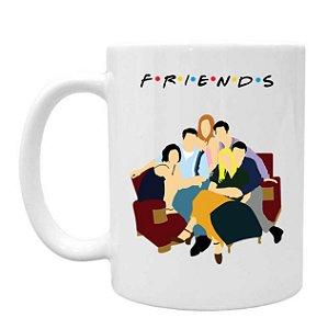 Caneca Friends Poltrona