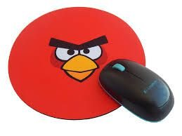 Mouse pad redondo personalizado