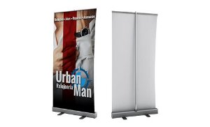 Banner Roll-UP completo