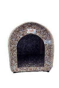 Casa ecologica iglu N6 - Club Pet Recriar - 62x82x83cm