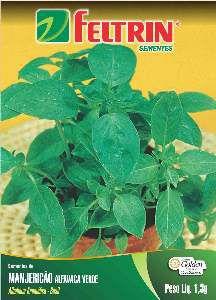 Semente manjericao ou alfavaca - Feltrin - 20 unidades