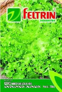Semente Alface Mimosa - Feltrin - 25 unidades