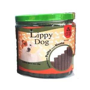 Bifinho palito menta 1kg - Lippy Dog
