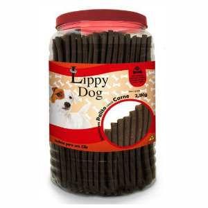Bifinho palito carne 2,1kg - Lippy Dog