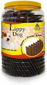 Bifinho barra frango 2,1kg - Lippy Dog