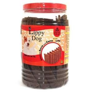 Bifinho barra carne 2,1kg - Lippy Dog