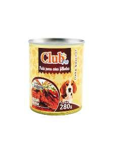 Patê Premium Filhote - Club Pet - 280 g - c/ 12 un