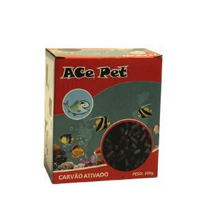 Carvão ativado 300g - Ace Pet