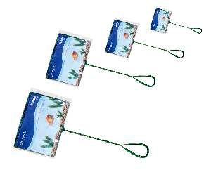 Rede arame para aquarios N4 - GPD - 32x10cm
