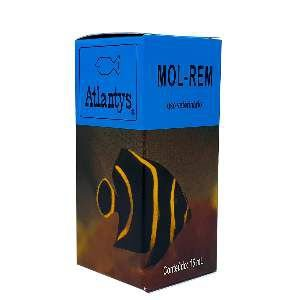 Algicida mol-rem para aquarios 15ml - Nutricon