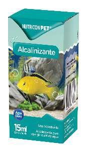 Alcalinizante para aquarios 15ml - Nutricon