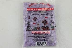 Pedra de Quartzo - Terra Nobre - 1 kg - Lilás