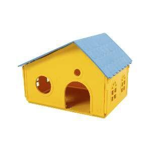 Casinha para Hamster - Jel Plast - c/ 6 un