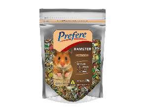 Racao mistura para hamster 500g - Prefere