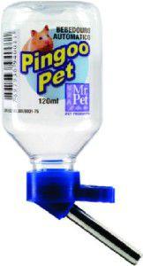 Bebedouro para Hamster Bico de Inox - Mr Pet - 120 ml