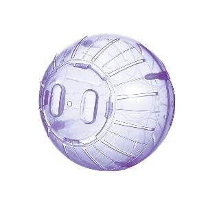 Globo plastico de exercicio para hamster pequeno - Chalesco - 12cm