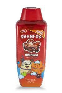 Shampoo morango 700ml - Cat Dog