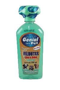 Shampoo para Filhotes Cães e Gatos - Genial - 500 ml