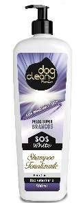 Shampoo tonalizante sos white 500ml - Dog Clean