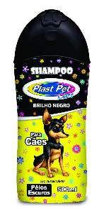 Shampoo para Cães Pelos Escuros - Pet Licenciados - 500 ml