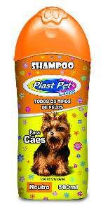 Shampoo para Cães Neutro - Pet Licenciados - 500 ml