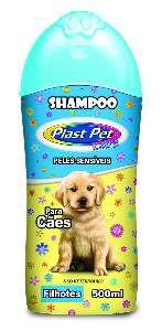 Shampoo para Cães Filhotes - Pet Licenciados - 500 ml